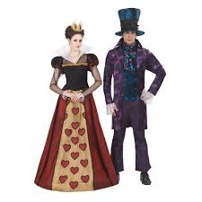 totally ghoul halloween queen of hearts costume size one size