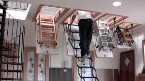murphy larkin attic stairs attic ladders youtube