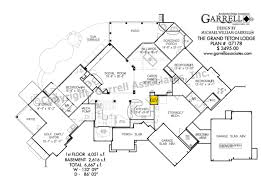 House Plan With Basement by Mountain House Plans With Basement Beautiful Home Design Beautiful