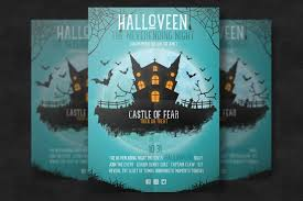 halloween flyer background free 20 halloween party flyer templates 2017 psd file