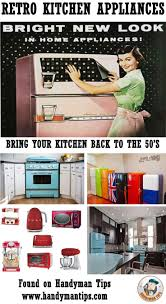 the 25 best retro kitchen appliances ideas on pinterest vintage