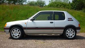 buy peugeot in usa this peugeot 205 gti just sold for a world record price top gear