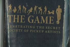 A copy of the book      The Game      found at Ojo     s address Dating