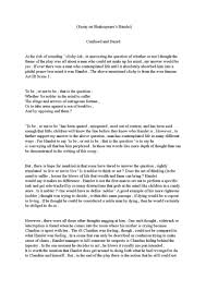 how to begin a narrative essay