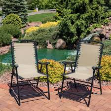 Mesh Patio Chair Quality Outdoor Furniture By Sunnydaze At Great Prices
