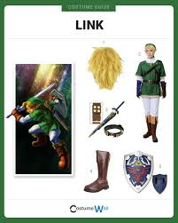 link halloween dress like link costume halloween and cosplay guides