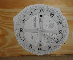 wooden gear clock 8 steps with pictures