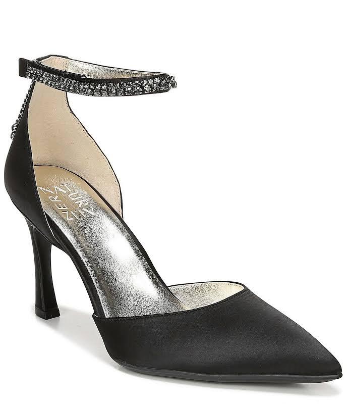 Naturalizer Alyssa Heels Black- Womens