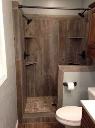luxury wood bathroom designs u0026 tile ideas wall mounted shower head