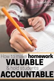 Teachers  here     s some great tips for managing homework  amp  holding your students accountable  Pinterest