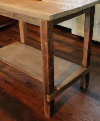 Reclaimed Kitchen Islands Barn Wood Kitchen Island Reclaimed Wood Furniture