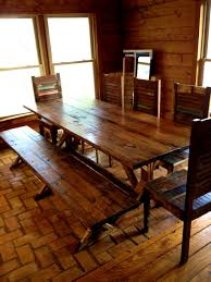 furniture marvelous rustic bench dining table anotdvrlistscom