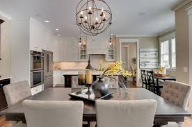 Decorating An Open Floor Plan Lovely Bleeker Beige Decorating Ideas For Kitchen Traditional