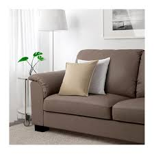 TIDAFORS Twoseat Sofa Dansbo Medium Brown IKEA - Ikea sofa designs