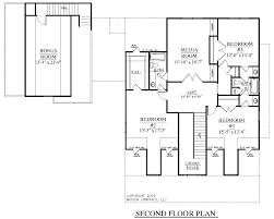 Two Story Floor Plan Two Story House Plans With Bonus Room Over Garage Home Act