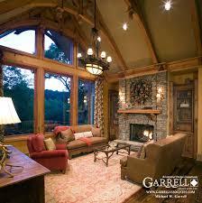 nantahala cottage house plan house plans by garrell associates inc
