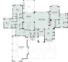 Bhg Floor Plans by Wayne 8292 4 Bedrooms And 3 Baths The House Designers