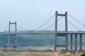 Yuzui Yangtze River Bridge
