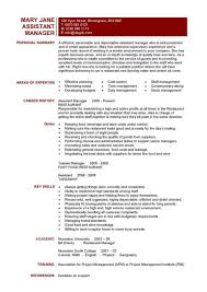 Retail Job Resumes by Crazy Resume Manager 6 Assistant Resume Retail Jobs Cv Job