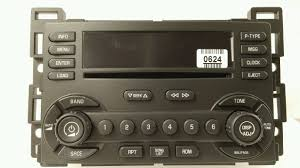 chevy malibu 2004 2007 cd6 xm ready radio 15793375 15297016 new