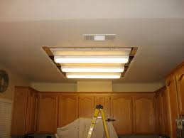 How To Design Kitchen Lighting by Fluorescent Kitchen Light Fixtures Kitchen Design Ideas