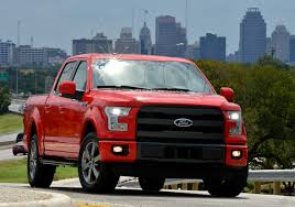 2015 Ford Fx4 Ford U0027s Aluminum F 150 Truck Is No Lightweight Fortune