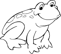 marvelous free printable dinosaur coloring pages 4 frog clip