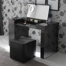 Vanity Bedroom Makeup Bedroom Black Vanity Table For Elegant Bedroom Furniture Design