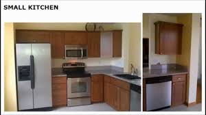 Kitchen Cabinet Refacing Costs Cabinet Refacing Cost Small Kitchen Youtube
