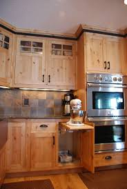 pine kitchen cabinets lovely ideas 2 10 rustic designs with