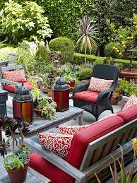 Patio Design Tips Patios White Patterns And Outdoor Spaces - Colorful patio furniture