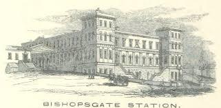Bishopsgate railway station