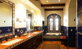 traditional mexican houses mexican bathroom design spanish
