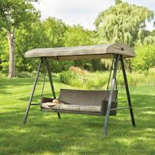 3 person futon patio swing s010047 the home depot