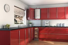 dashing cherry chocolate glaze kitchen cabinets and island ideas contemporary u shaped cherry wood kicthen island in white finish outstanding l mahogany kitchen red gloss