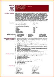 Career change CV template Binuatan