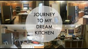 journey to my dream kitchen ep 4 that backsplash is not gonna