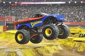 monster truck show schedule 2014 superman monster trucks wiki fandom powered by wikia