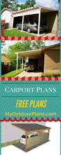 Carport Styles by Top 25 Best Attached Carport Ideas Ideas On Pinterest Carport