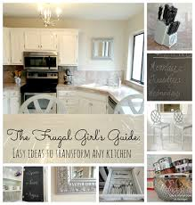 livelovediy creative ways to update your kitchen using paint
