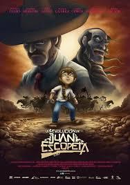 La revolución de Juan Escopeta (2010) [Latino]