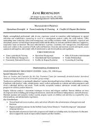 resume sample management a jpg Resume Resource Manager Career Change Resume Example