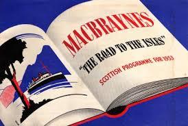 David MacBrayne - Road to the Isles