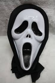 scary mask 1 pcs party supplies malaysia birthday party shop