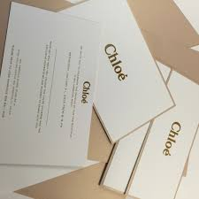 Invitation Card Store Your Invitation To Chloé Bal Harbour By Natural Impression Design
