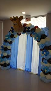 Boy Baby Shower Centerpieces by 196 Best Baby Shower Giraffe Theme Images On Pinterest Parties