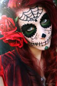 dead makeup halloween 160 best dias de los muertos images on pinterest sugar skull
