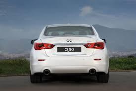 2014 infiniti q50 hits us market