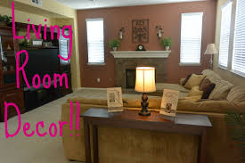 Simple Home Decorating Simple Living Room Decor Youtube