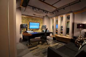 design room 3d online free with modern studio music natural